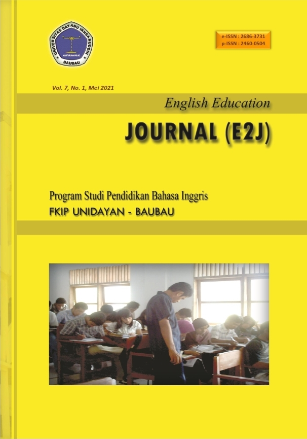 View Volume 7, Number 1, May 2021